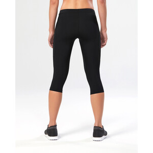 2XU Compression 3/4 Tights Damen black/silver black/silver