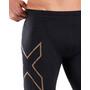 2XU Compression Tri Shorts Herren black/gold