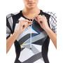 2XU Compression Trisuit mit Ärmeln Damen black/chroma