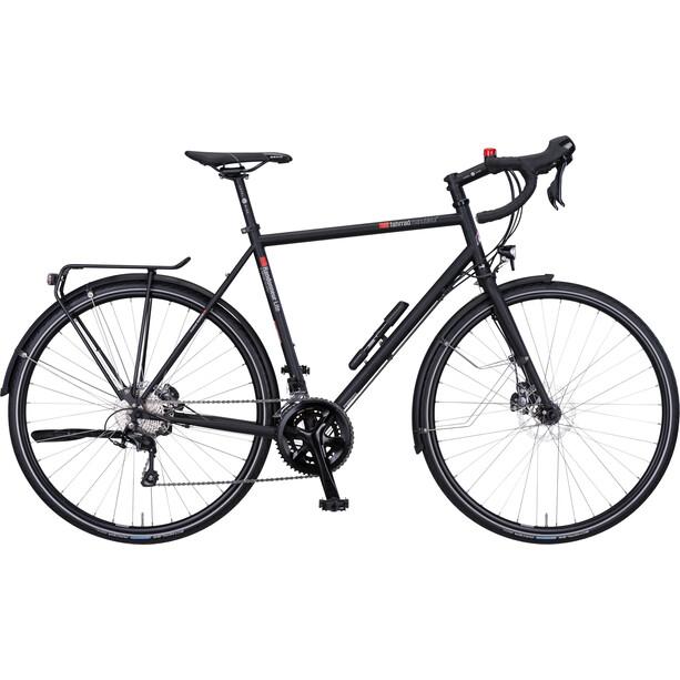 vsf fahrradmanufaktur T-Randonneur Lite Diamant 105 22-fach ebony matt