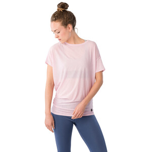 super.natural Yoga Loose T-Shirt Damen fairytale melange fairytale melange