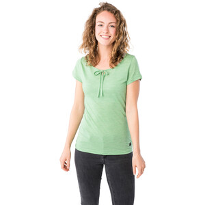super.natural Relax T-Shirt Damen greenbriar melange greenbriar melange