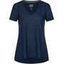 super.natural Travel T-Shirt Damen blue iris melange