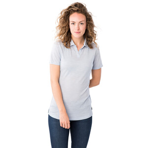 super.natural Everyday Poloshirt Damen skyway melange skyway melange