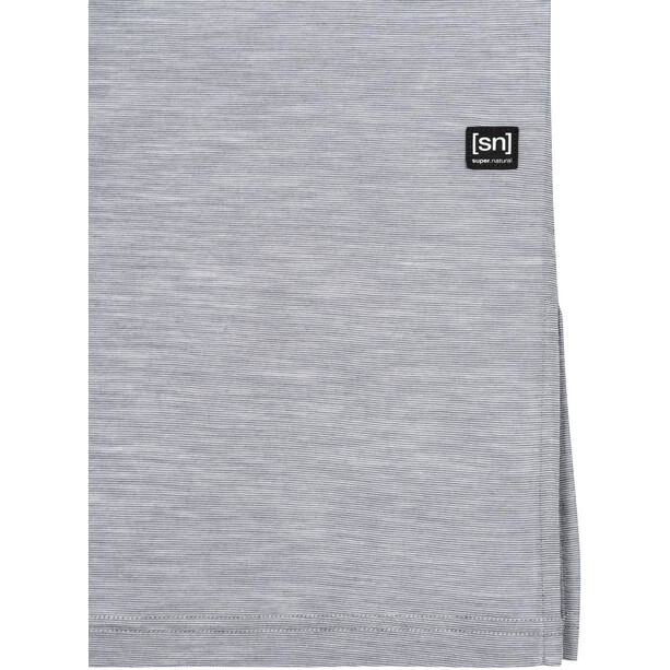 super.natural Barb Mekko Naiset, silver grey melange