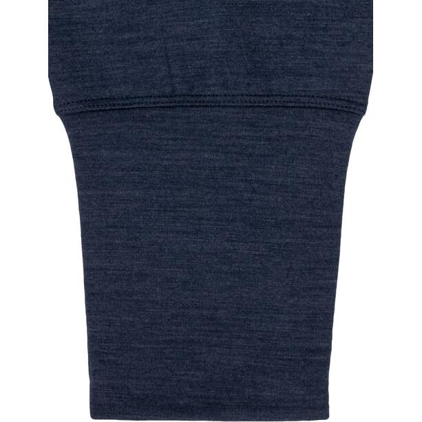 super.natural Essential Bündchenhose Damen blau
