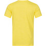 super.natural Logo T-Shirt Herren aurora melange/jet black logo