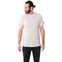 super.natural Essential Kurzarm Shirt Herren light grey