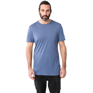 super.natural Tencel T-Shirt Herren coastal fjord coastal fjord