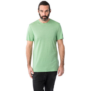 super.natural Tencel T-Shirt Herren greenbriar melange greenbriar melange