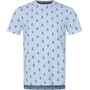 super.natural Ocean T-shirt Homme, bleu