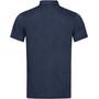 super.natural Everyday Poloshirt Herren blue iris melange