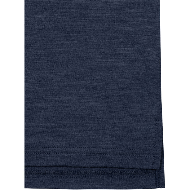 super.natural Graphic T-Shirt Herren blue iris melange/light grey anchor
