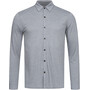 super.natural Everyday Hemd Herren silver grey melange
