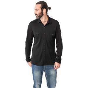 super.natural Wayfarer Pocket T-Shirt Herren jet black jet black