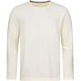 super.natural Wayfarer Rundhals Sweater Herren beige