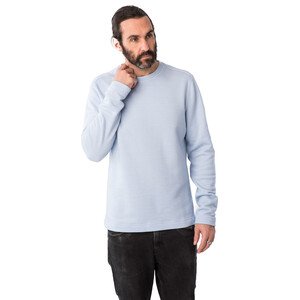 super.natural Knit Sweater Herren skyway melange skyway melange