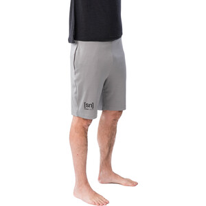 super.natural Movement Shorts Herren silver grey silver grey