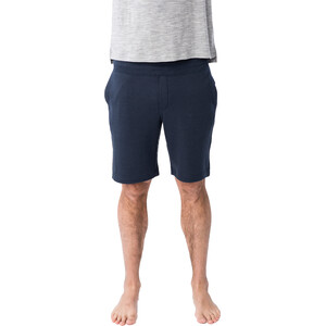 super.natural Knitted Shorts Herren blue iris melange blue iris melange