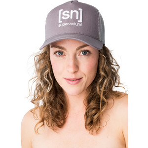 super.natural I.D. Trucker Cap light grey/silver grey light grey/silver grey