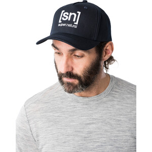 super.natural I.D. Cap smoke blue smoke blue