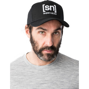 super.natural I.D. Cap jet black jet black
