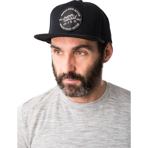 super.natural Signature Cap jet black jet black
