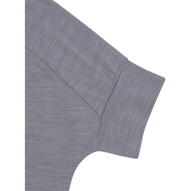 super.natural Isla Tee Women silver grey melange