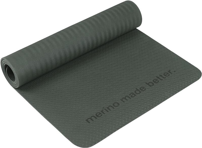 super.natural Yoga Matt dark green  2021 Yogamatter og tilbehør
