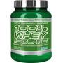 SCITEC 100% Whey Isolate Proteinpulver 700g Vanille