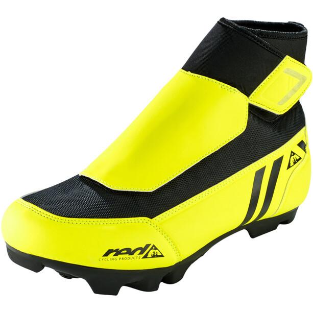 Red Cycling Products Mountain Winter I MTB-skor gul/svart