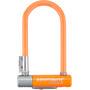 Kryptonite KryptoLok Mini-7 U-Lock orange