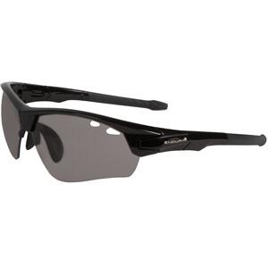Endura Char Brille schwarz schwarz