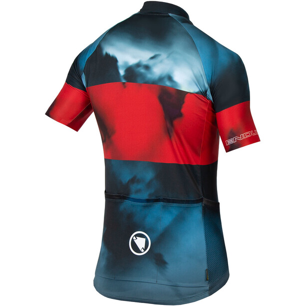 Endura Cloud LTD Kurzarm Trikot Herren blue