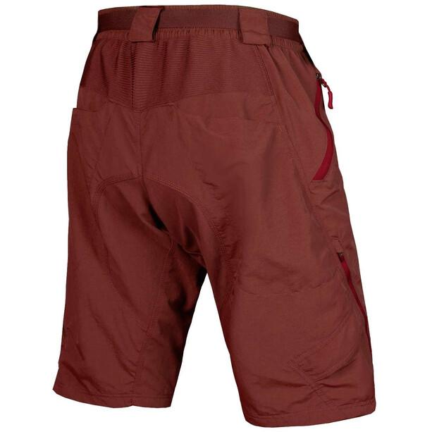Endura Hummvee II Shorts mit Innenhose Herren cocoa