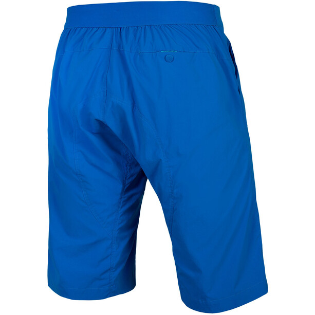 Endura Hummvee Lite Shorts mit Innenhose Herren azure blue