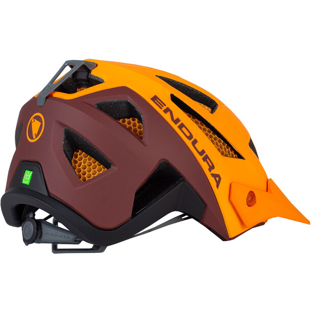 Endura MT500 Helmet Men mandarin