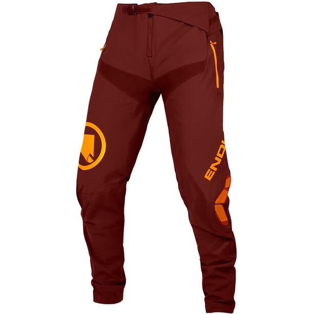 Endura MT500 Burner II Pants Herre mandarin