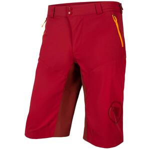 Endura MT500 Spray Shorts Herren rot rot