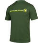 Endura One Clan Light T-shirt Herrer, grøn