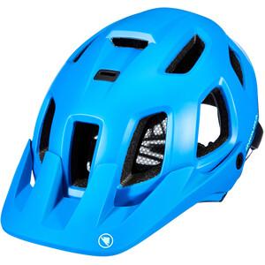 Endura SingleTrack II ヘルメット Men アズール ブルー