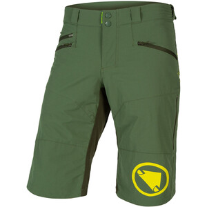 Endura SingleTrack II Shorts Herren forest green forest green