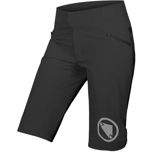 Endura SingleTrack Lite Shorts Dame Svart