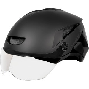 Endura Speed Pedelec ヘルメット メンズブラック