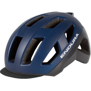 Endura Urban Luminite II ヘルメット Men ネイビー ブルー