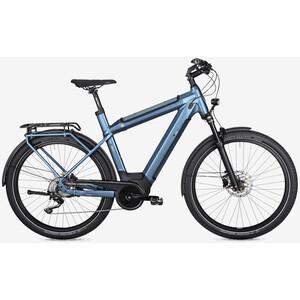 """e-bike manufaktur 15ZEHN EXT Bosch Performance Line CX 27,5"""" Diamant blau blau"""