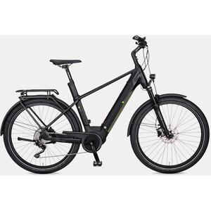 """e-bike manufaktur 13ZEHN Bosch Performance Line CX 27,5"""" Trapez schwarz schwarz"""