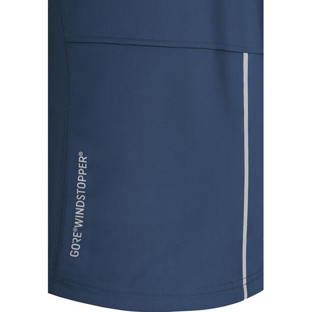 GORE WEAR R3 Gore Windstopper Classic Thermo Jacke Herren deep water blue