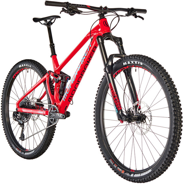 Mondraker Foxy 29 2. Wahl flame red/light blue