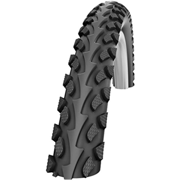 "Impac Tourpac Clincher Tyre 26x2.0"" svart"